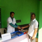 Free Medicines Dispensed by our Pharmacist to a Patient