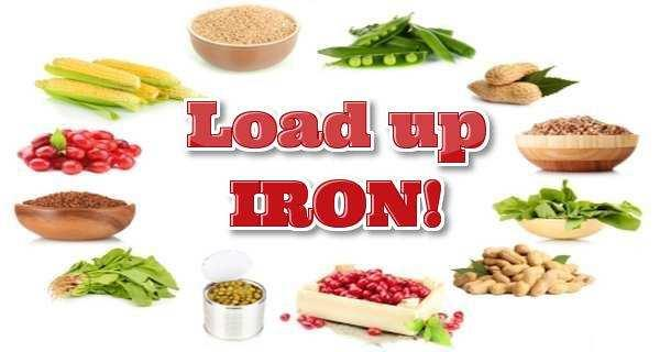 Food And Drink To Avoid With To Much Iron Inthe
